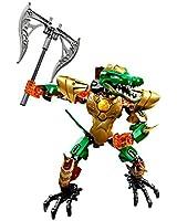 Lego Legends Of Chima-figurines D'action - 70207 - Jeu De Construction - Chi Cragger