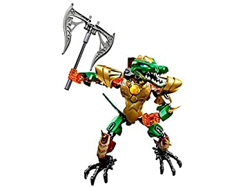 LEGO Legends Of Chima-figurines D'action - 70207 - Jeu De Construction - Chi Cragger