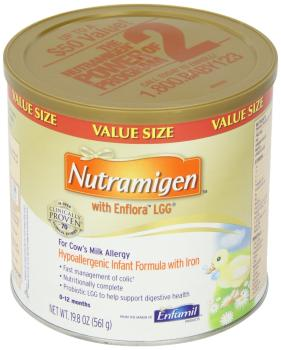 Nutramigen with Enflora LGG is specially designed to manage colic.*