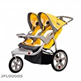 New InSTEP Grand Safari Swivel Wheel Jogger-Double AR282