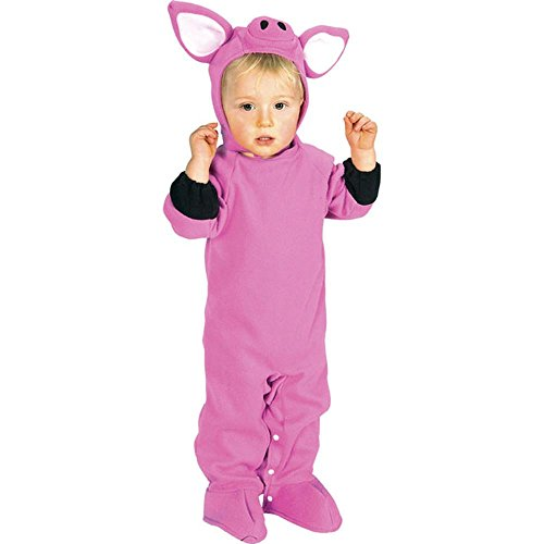 Rubie's Costume Co Baby-Girls Pig Animal Costume