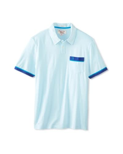 Original Penguin Men's Color Block Pocket Polo