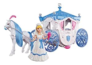 Disney Princess Cinderella Wedding Carriage