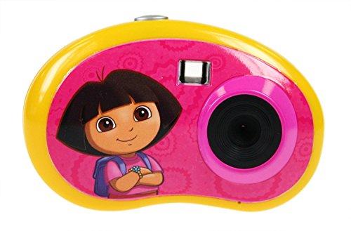 Nickelodeon-Dora-Digital-Camera-with-Talking-Sound