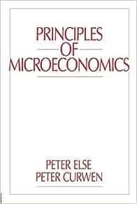 Eco 204 principles of microeconomics