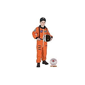 Aeromax Jr. Astronaut Suit with NASA patches and diaper snaps from Aeromax