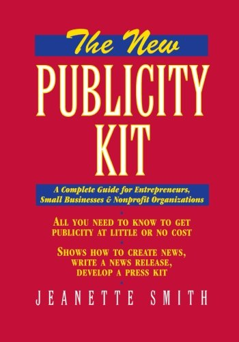 The New Publicity Kit front-508984