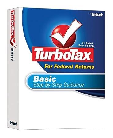 TurboTax Basic 2007 [OLD VERSION]