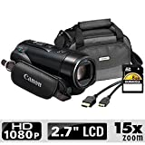 Canon VIXIA HF M301 flash memory Camcorder Kit