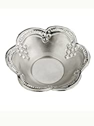 Jewel99 Silver Bowl (Silver, Pack of 1)