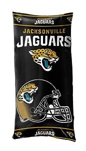 NFL Jacksonville Jaguars Foldable Body Pillow by Northwest
