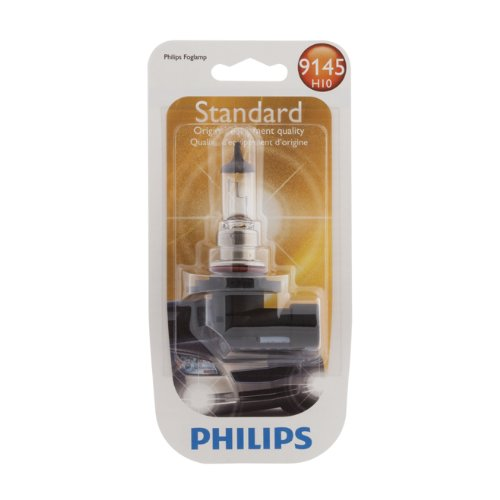 Philips 9145 Standard Halogen Headlight Bulb