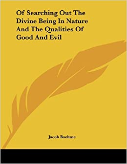 the nature of good evil Fiction often clarifies our thinking about moral quandaries, distilling muddy  waters into clear ones and dissecting our common human.