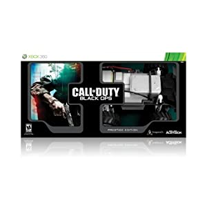 Call of Duty: Black Ops Xbox 360 Prestige Edition