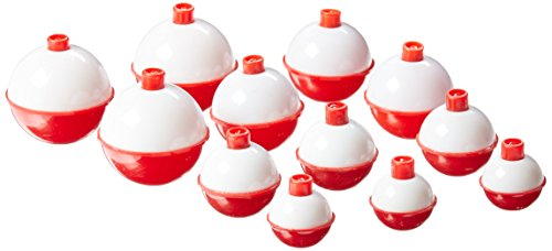 Eagle-Claw-Snap-On-Floats-Assortment-12-Piece