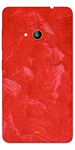 DigiPrints High Quality Printed Designer Hard Case Cover For Microsoft Lumia 535
