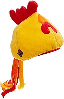 Tail Wags Equestrian Helmet Covers (Rooster, Adult) from Tail Wags Helmet Covers
