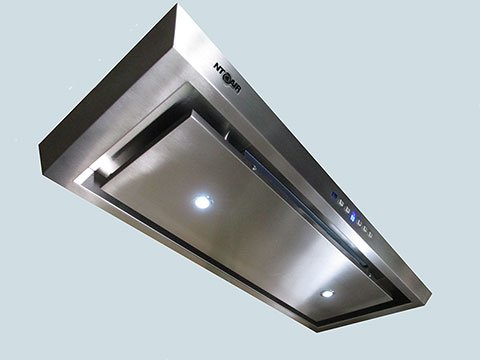 NT AIR Range Hood Built-In Under Cabinet CH-200 Led 30