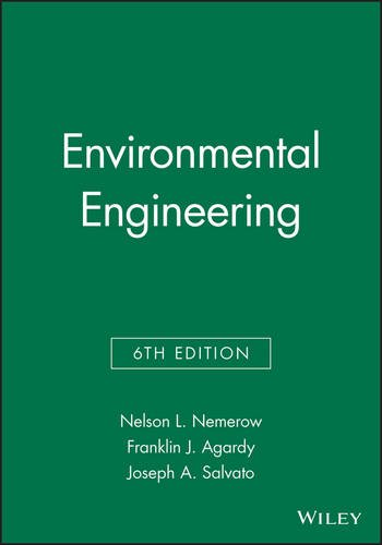 Environmental Engineering, 3 Volume Set