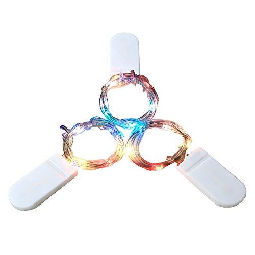 LED-Kupferdraht-Lichterkette-InnooLight-3-Stueck-Bunte-Sterne-Lichterketten-1M-10-Micro-LEDs-auf-silbernem-Kupferdraht-Geeignet-fuer-DIY-Unterhaltung-Hochzeitstische-und-Bonsai-Dekoration-usw-3-Sets-i