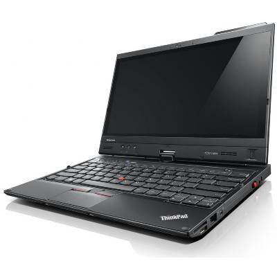 Lenovo ThinkPad X230 343823U 12.5 LED Convertible Tablet PC Intel Core i7-3520M 2.9GHz 4GB DDR3 180GB SSD DVD-Author Intel HD Graphics Bluetooth Finger Print Reader Windows 7 Wizard 64-bit Black