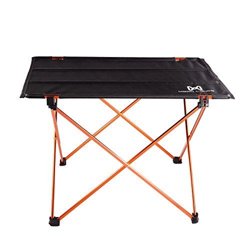 lune-lence-portable-pliable-leger-randonnee-camping-table-de-pique-nique-orange