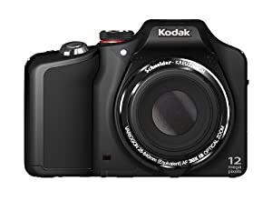Kodak EasyShare Z990 12 MP Digital Camera with 30x Optical Zoom, HD Video Capture and 3.0-Inch LCD