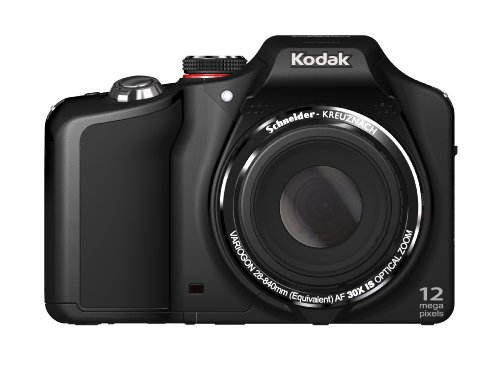 Kodak EasyShare Max Z990 12.0 MP Digital Camera with 30x Optical Zoom and 3.0-Inch LCD (New Model)