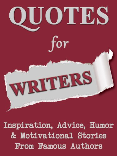Book Cover Inspiration Jokes ~ Quotes for writers inspiration advice humor