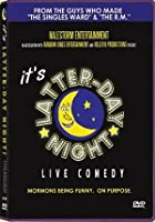It's Latter-Day Night! Live Comedy!