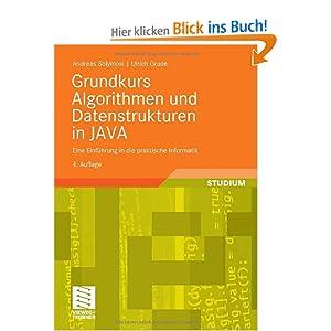 eBook Cover für  Grundkurs Algorithmen und Datenstrukturen in JAVA Eine Einf uuml hrung in die praktische Informatik