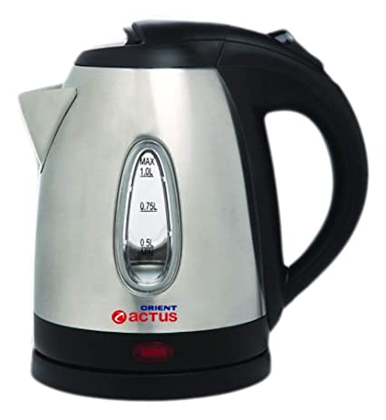 Orient Actus KT1001S Electric Kettle