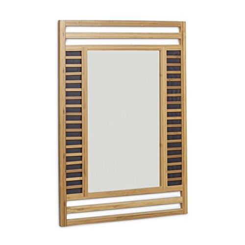 Prix des miroir salle de bain 8 - Miroir cadre bois salle de bain ...
