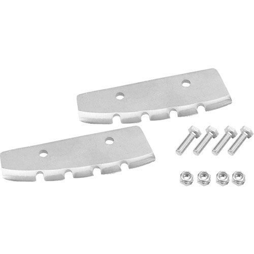 Eskimo Quantum 8-in Replacement Auger Blades – 2 pack