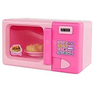 Pandaren Appareils ménagers de cuisine mini jouets en plastique