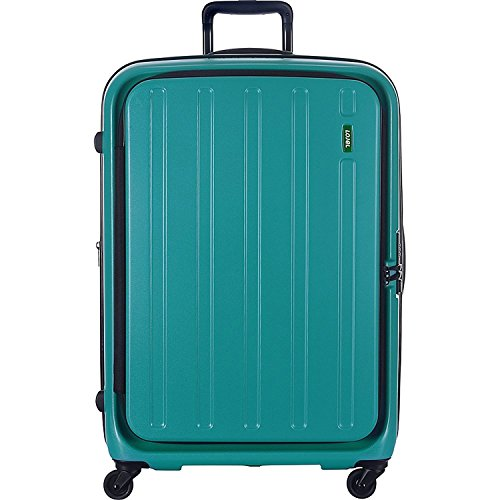 lojel-hatch-27-hardside-spinner-upright-caribbean-green