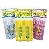 HANDY Wild Berry Hand Sanitizers TWIN PACK 2x57ml
