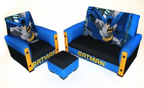 Magnificent Warner Brothers Batman 3 Piece Toddler Sofa Set Ghtrtrdyehfdhu Evergreenethics Interior Chair Design Evergreenethicsorg