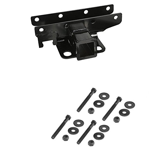 New Rugged Ridge 11580.10 2 Receiver Hitch