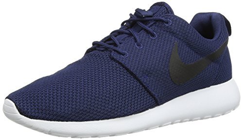 Nike NIKE ROSHE ONE, Herren Sneakers, Blau (405 MIDNIGHT NAVY/BLACK-WHITE), 44 EU thumbnail