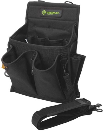 GREENLEE TEXTRON 0158-15 20 Pocket Tool Caddy (Greenlee Tool Caddy compare prices)