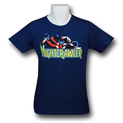 X-Men Nightcrawler 30 Single T-Shirt- XLarge