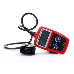 MS309 OBD2 OBDII Scanner CAN BUS Car Code Reader Data Tester Scan Tool Universal Car Fault Code Scanner CANBUS OBD2/EOBD