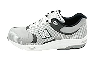 New Balance Mens CM1700 Limited Edition Running Sneaker Shoes, Silver, 11