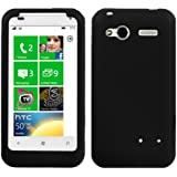 Asmyna HTCRADAR4GCASKSO004 Slim and Soft Durable Protective Case for HTC Radar - 1 Pack - Retail Packaging - Black