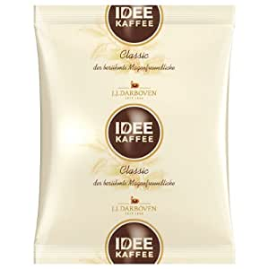 JJ Darboven Idee Classic Filter Coffee (Pack of 12)