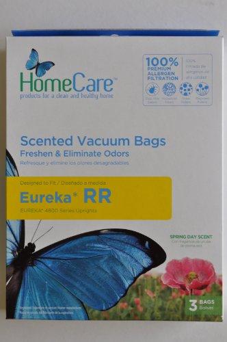 Home Care Industries Inc F64297 Febreze Scented Vacuum Cleaner Bag Premium Allergen Filtration Eureka Rr front-382705