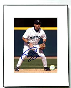 RICH AURILIA Autographed Signed SEATTLE MARINERS Photo by Autograph+Pros+LLC