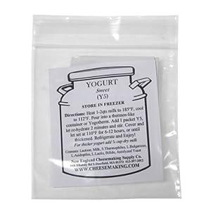 Yogurt (Sweet) Y5 - 5 Packets