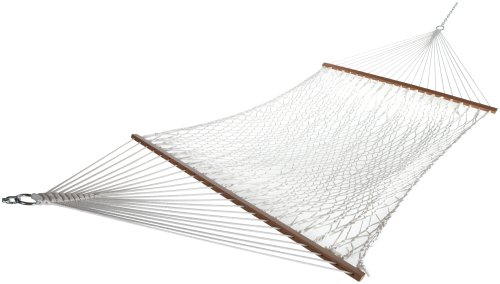 Strathwood Basics Polyester Rope Hammock